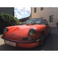 Porsche 912 vorne